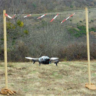 Course de Drone à Villefranche-sur-Saône