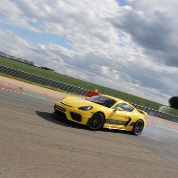 Stage en Porsche GT4 - Circuit de Saint-Dié-des-Vosges