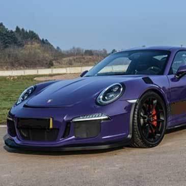 Stage en Porsche 911 GT3 RS - Circuit Saint-Dié-des-Vosges