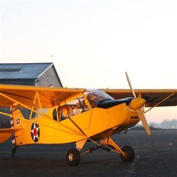 Initiation au Pilotage d'ULM Multiaxe à Saumur