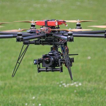 Pilotage de Drone, département Gard