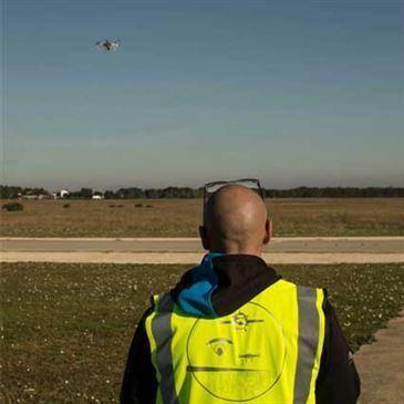 Pilotage de Drone en région Languedoc-Roussillon