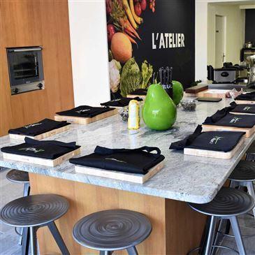 Atelier de Cuisine près d'Aix-en-Provence