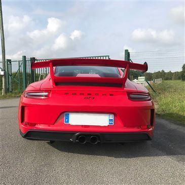 Stage Pilotage Porsche, département Calvados