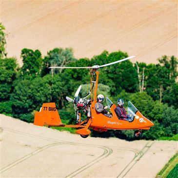 Pilotage d'ULM Autogire à Meaux