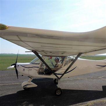Aérodrome de Meaux - Esbly, Seine et marne (77) - Pilotage ULM