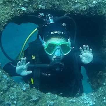 Plongée sous marine Brevet, département Corse du Sud