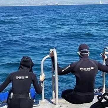 Ajaccio, Corse du Sud (2A) - Plongée sous marine Brevet