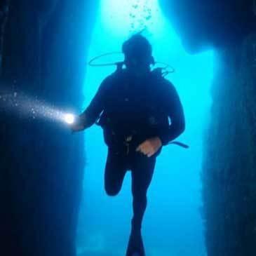 Plongée d'Exploration à Ajaccio