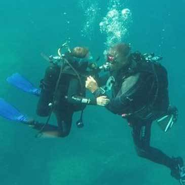 Baptême de plongée  en région Provence-Alpes-Côte d'Azur et Corse