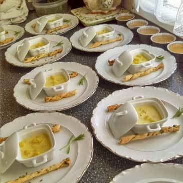 Cours de Cuisine, département Finistère