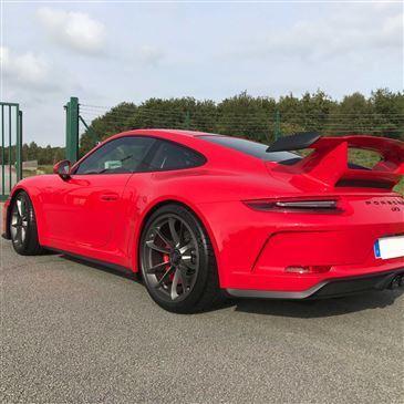 Stage sur Route en Porsche 991 GT3 CS à Issoire