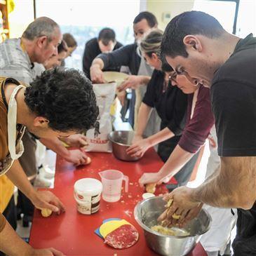 Cours de Cuisine, département Hérault