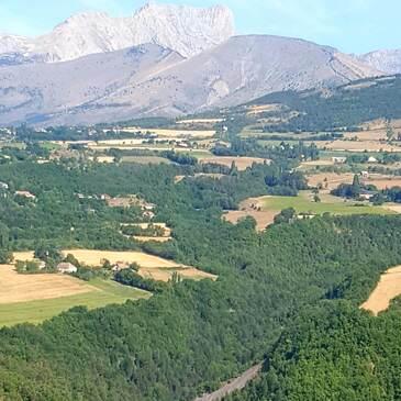 Stage initiation hélicoptère, département Hautes Alpes