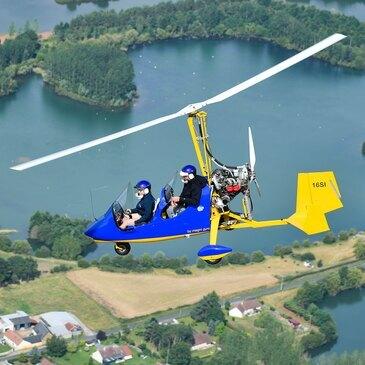 Pilotage d'ULM Autogire au Mans