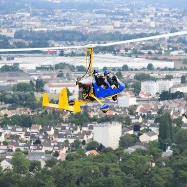 Pilotage ULM, département Sarthe