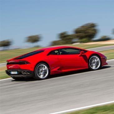 Stage en Lamborghini Huracan - Circuit de Ladoux