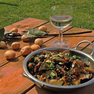 Cours de Cuisine, département Bouches du Rhône