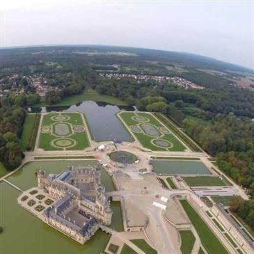 Baptême de l'air paramoteur en région Picardie
