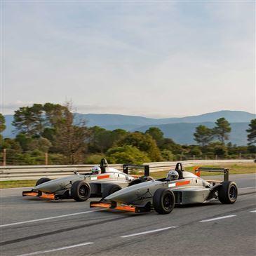 Stage Coaching en Formule 3 - Circuit de Dreux