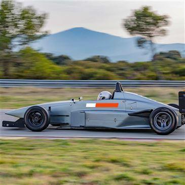 Stage de pilotage Formule 3, département Eure et loir