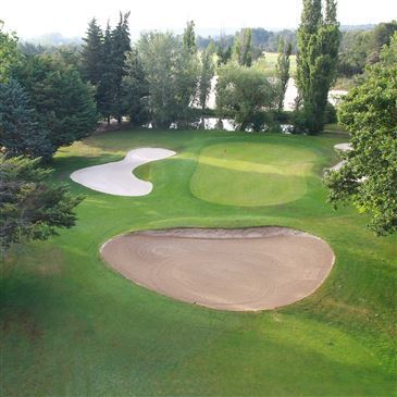 Week-end Golf à Aix-en-Provence