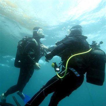 Baptême de Plongée à Banyuls-sur-Mer