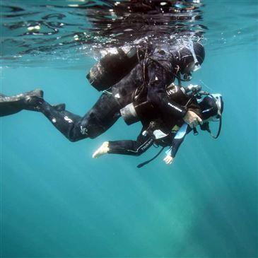 Baptême de plongée  proche Banyuls-sur-Mer