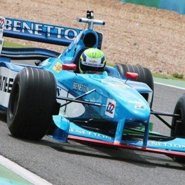 Stage Formule Renault et F1 - Circuit de Catalunya