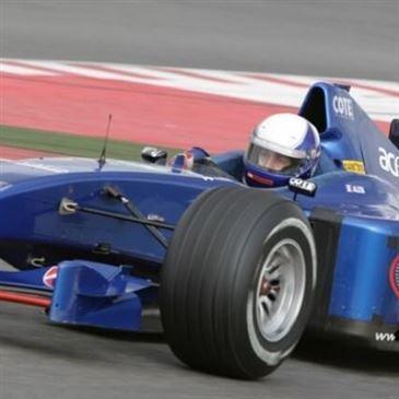 Stage de Pilotage Formule 1, département Catalogne