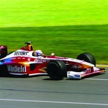 Stage de Pilotage Formule 1 en région Espagne