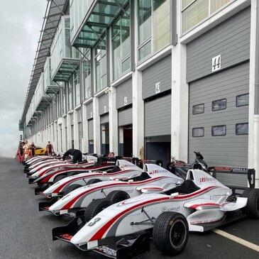 Stage de pilotage Formule Renault en région Espagne