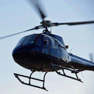 Baptême de l'air hélicoptère, département Tarn et garonne