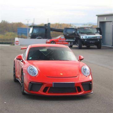 Circuit de Lohéac, Ille et vilaine (35) - Stage de pilotage Porsche