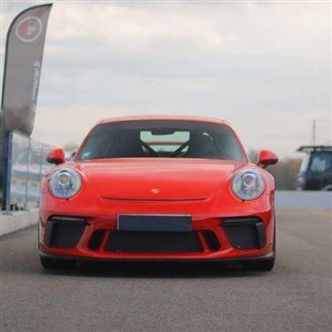 Stage en Porsche 991 GT3 CS - Circuit Fay-de-Bretagne