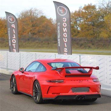Stage de pilotage Porsche, département Loire Atlantique