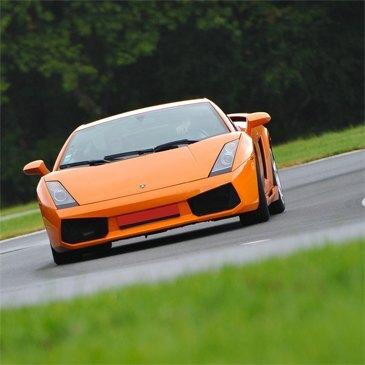 Stage de pilotage Lamborghini, département Somme