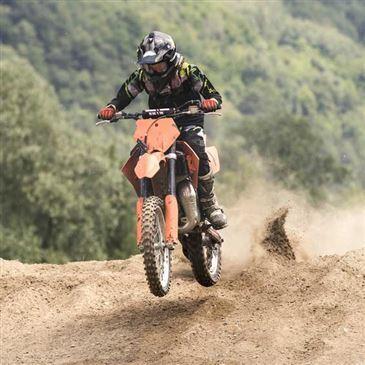 Initiation Moto-Cross près de Chalon-sur-Saône