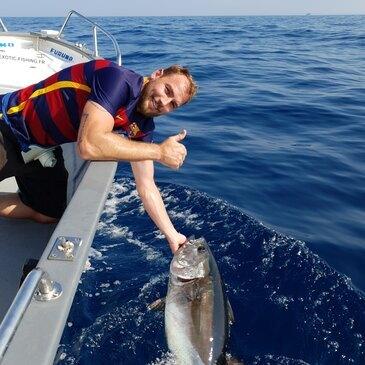 Pêche au Gros près de Martigues