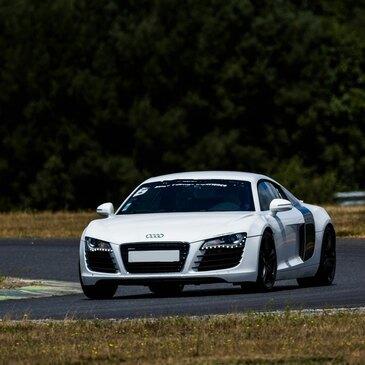 Baptême en Audi R8 V10 sur le Circuit Fontenay-le-Comte