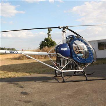 Journée de Pilotage d'Hélicoptère à Rochefort