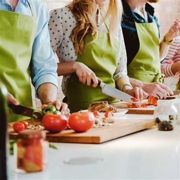 Atelier de Cuisine Végétale à Biot