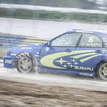 Stage Rallye en Subaru WRX - Circuit de Lastours