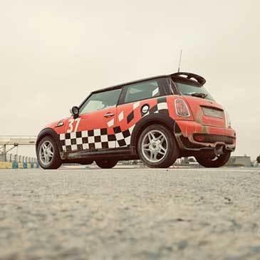 Stage Rallye en Mini Cooper Turbo - Circuit de Dreux Rallycross
