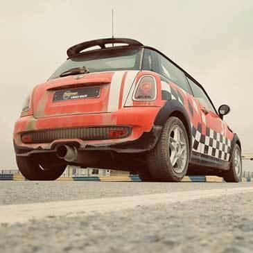 Stage de Pilotage Rallye, département Eure et loir