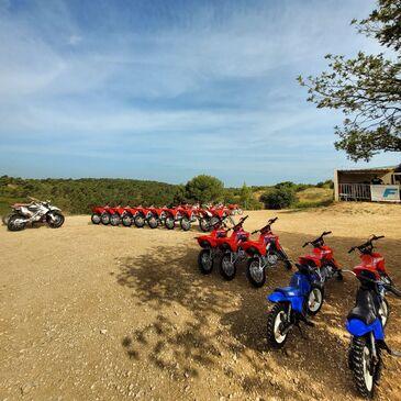 Stage de pilotage moto, département Bouches du Rhône