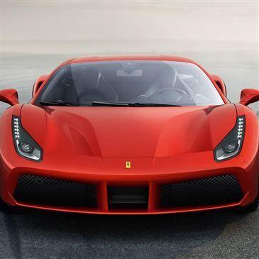 Baptême en Ferrari 488 sur le Circuit d'Alès