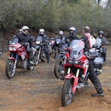 Stage de pilotage moto en région Aquitaine