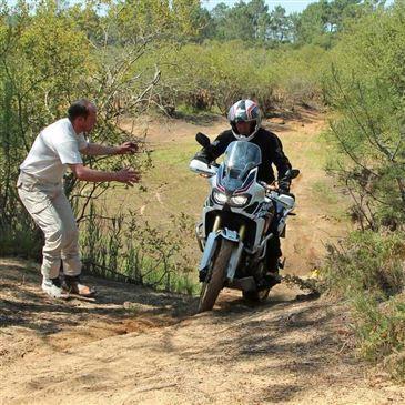 Mérignac, à 20 min de Bordeaux, Gironde (33) - Stage de pilotage moto