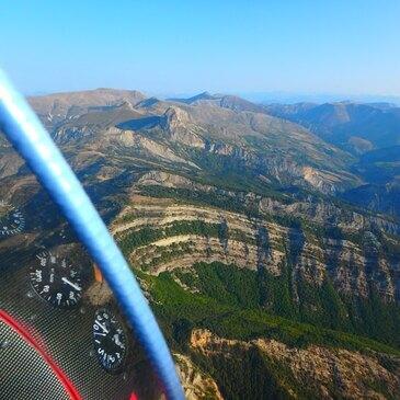 Pilotage d'ULM Autogire - Gorges du Verdon